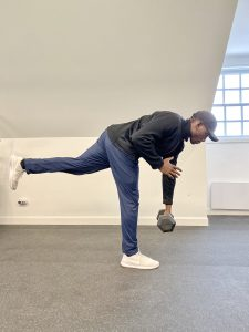 Exercise of the Week- Single Leg Romanian Deadlift